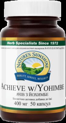 Achieve with Yohimbe (Ачив с Йохимбе)