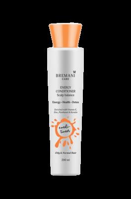 Energy Conditioner. Oily & Normal Hair. (Кондиционер Энергия, восстановление и здоровье. Баланс кожи головы)